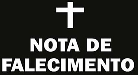 Read more about the article Nota de Falecimento de Primo Artur de Campos