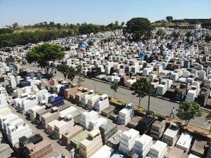 Conheça um pouco mais do Cemitério do Jardim do Éden