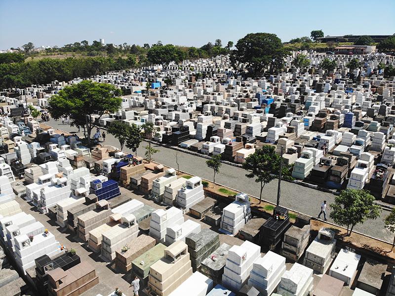 Read more about the article Conheça um pouco mais do Cemitério do Jardim do Éden