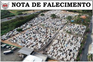 Nota de Falecimento de Joaquim Mendes Nogueira