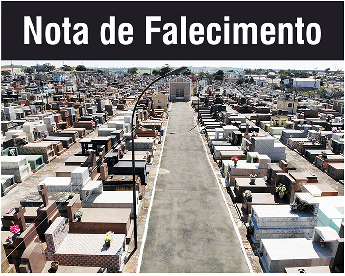 Read more about the article Nota de Falecimento de Arnaldo Gibim