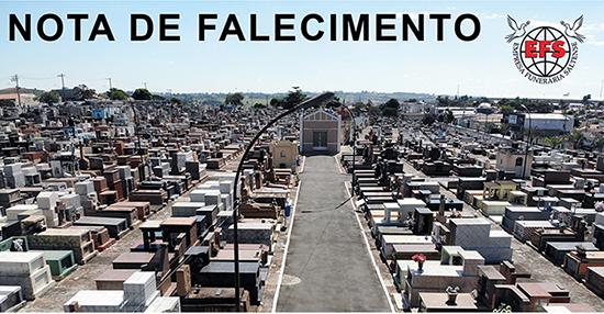 Read more about the article Nota de falecimento de Francisco Anunciato