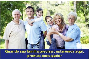 Read more about the article Você já pensou sobre a importância de sua família ter um plano familiar?