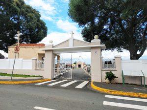 Read more about the article Liberada a visita aos cemitérios de Salto com a cidade na fase amarela do Governo Estadual