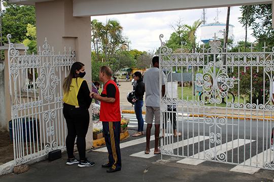 Read more about the article Empresa Funerária Saltense registra movimento tranquilo nos dois cemitérios