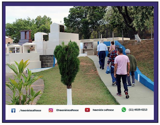 Read more about the article Cemitérios de Salto funcionarão até 18h neste domingo